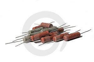 Resistors Royalty Free Stock Photo - Image: 5292005