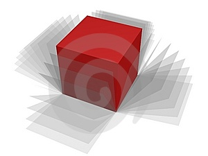 Box Wrap Stock Photos - Image: 5294513