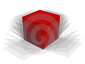 Box Wrap Royalty Free Stock Photo - Image: 5294515