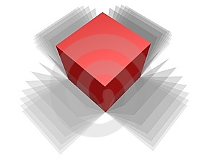 Box Wrap Royalty Free Stock Photography - Image: 5294517
