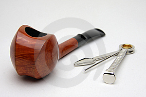 Tobacco Pipe Royalty Free Stock Photography - Image: 5297647