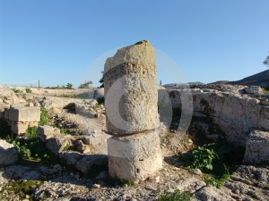 Ancient Column Stock Images - Image: 532084