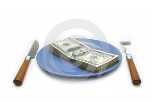 Geld 3 Royalty-vrije Stock Fotografie - Afbeelding: 538077
