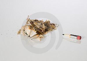Sharpened Pencil Stock Image - Image: 5301781