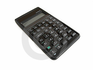 Business Electronic Calculator Stock Photography - Image: 5302552