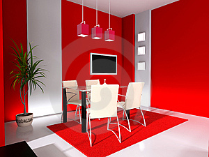 Modern Interior Stock Images - Image: 5311434