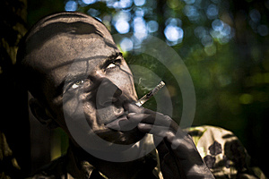 Smoke Concept Royalty Free Stock Photography - Image: 5311707