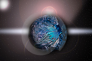 Planet 1 Stock Photos - Image: 5313333