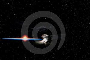 Planet 2 Stock Image - Image: 5313341