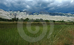 Scenic Mountain Landscape Royalty Free Stock Photos - Image: 5321578