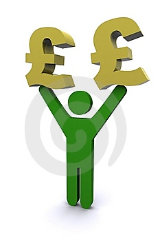 Success & Wealth Royalty Free Stock Photography - Image: 5324577