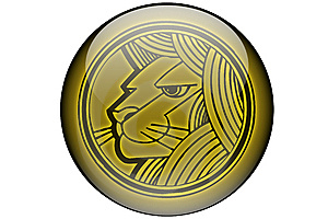Leo Horoscope Royalty Free Stock Image - Image: 5326496