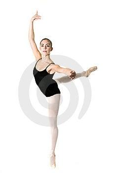 Ballerina Free Stock Image