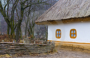 Ukranian Village Stock Photography - Image: 5342552