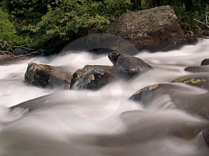 St. Vrain Rapids Royalty Free Stock Photography - Image: 5347367