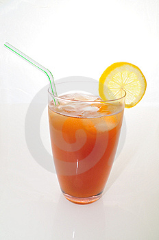 Iced Tea Royalty Free Stock Photography - Image: 5350017