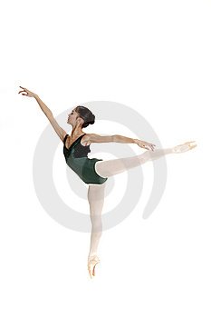 Ballerina Free Stock Photography