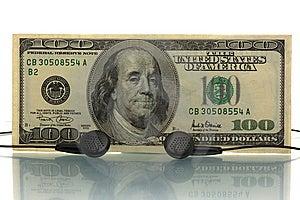 Music Money Stock Photo - Image: 5356250