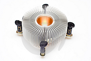 Cpu Cooler Stock Photography - Image: 5356942