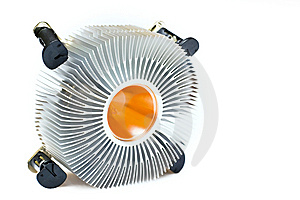 Cpu Cooler Royalty Free Stock Photos - Image: 5356998