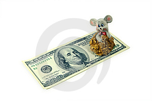 Rich Mouse Royalty Free Stock Image - Image: 5357386