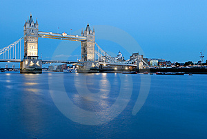 Tower Bridge - 7 Stock Photos