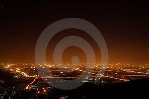 Sleepless city Free Stock Photos