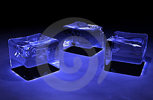 Cubes Ice Royalty Free Stock Photos - Image: 5363738