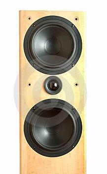 Speaker Royalty Free Stock Images - Image: 5364129