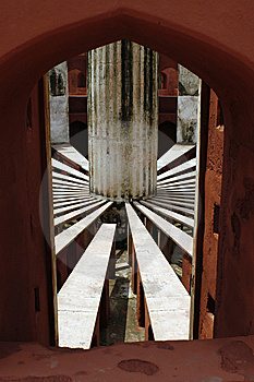 Jantar Mantar Royalty Free Stock Photography - Image: 5370737