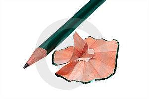 Sharp Pencil Royalty Free Stock Photos - Image: 5371838
