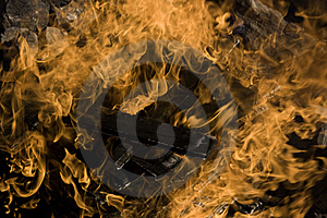 Fire Stock Photography - Image: 5374672