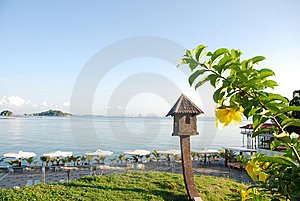 Tropical Resorts 8 Royalty Free Stock Photos - Image: 5385698