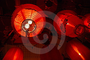 Lanterns 2 Royalty Free Stock Photos - Image: 5386158