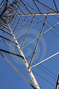 Electrical Cables Stock Images - Image: 5389214