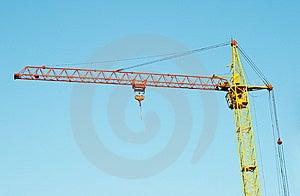 Lifting Crane 1 Stock Photography - Image: 5399992