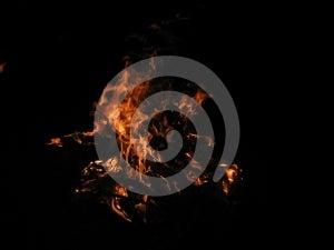 Fuego Foto de archivo libre de regalías - Imagen: 540545