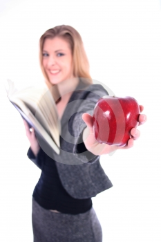 Woman - Business, Teacher, Lawyer, Student, Etc Stock Photos