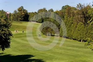 Golf Whitby 1 Stockfotos - Bild: 544113