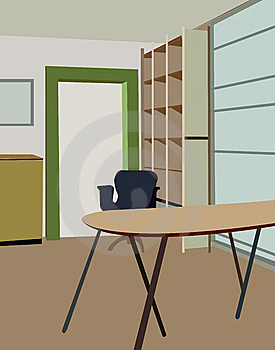 Dinning Room Royalty Free Stock Image - Image: 5403146