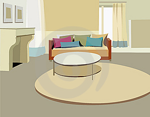 Dinning Room Royalty Free Stock Images - Image: 5403419