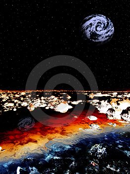 Life On Mars 4 Royalty Free Stock Photography - Image: 5406397