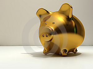 Piggy Bank Stock Image - Image: 5407441