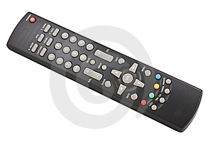 Remote Control Royalty Free Stock Photo - Image: 5408165