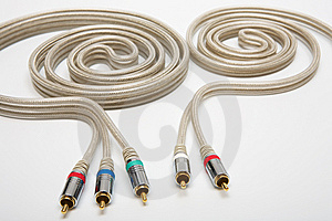 Component Video And Audio Stock Photography - Image: 5411722