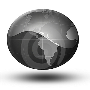 Gray Earth America Stock Photography - Image: 5419292