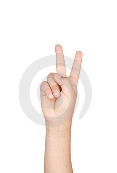 Fingers Stock Photo - Image: 5420890