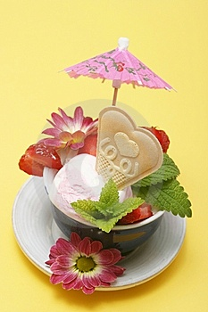 Summer Ice Cream Royalty Free Stock Photos - Image: 5427758