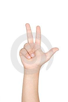 Fingers Royalty Free Stock Image - Image: 5429366