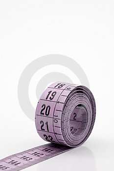 Measuring Tape. Royalty Free Stock Photography - Image: 5430377